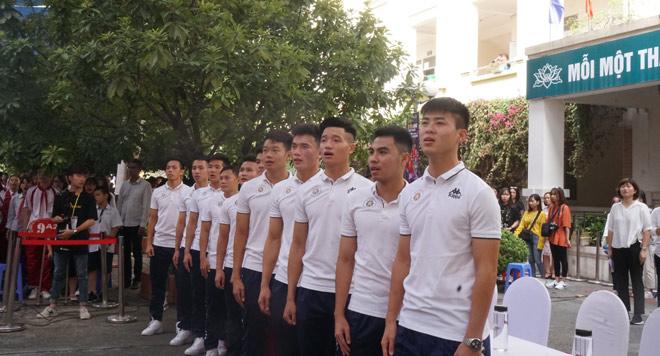 Quang Hải kể lại kỳ tích Thường Châu của U23 VN: Xuân Trường góp công lớn - 1