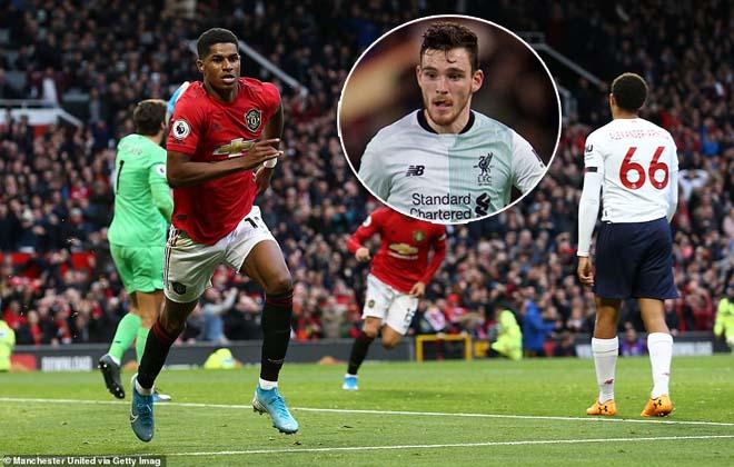 Bất ngờ ngôi sao hay hơn cả Rashford ở trận kinh điển MU - Liverpool - 1