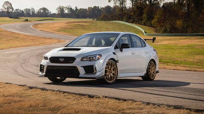 Subaru STI 2020 phiên bản đặc biệt giới hạn 209 chiếc có giá bán 1,5 tỷ đồng - 1