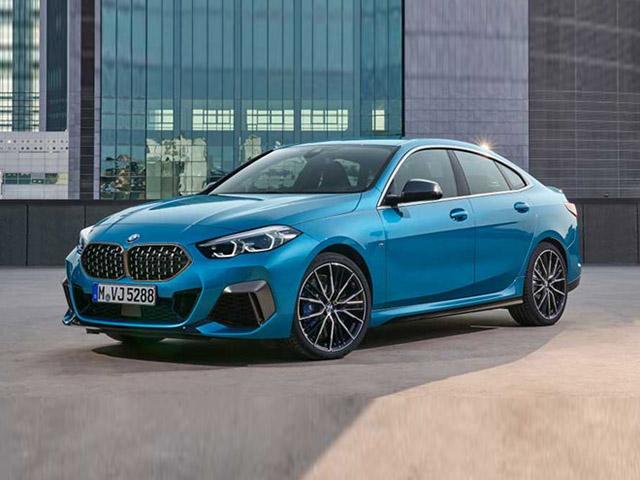 BMW 2 Series Gran Coupe 2020 ra mắt với thiết kế thể thao và hệ dẫn động cầu trước