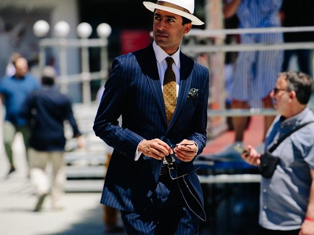 5 quy tắc thời trang quý ông nên ghi nhớ