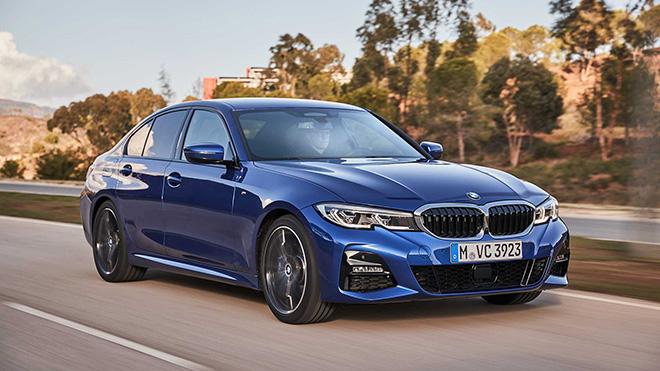 Bảng giá xe BMW 330i M-Sport 2019 cập nhật mới nhất - 1