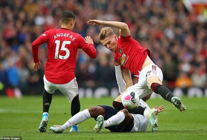 Điểm nóng vòng 9 Ngoại hạng Anh: Tiếc cho MU, thất vọng Tottenham - Arsenal - 1