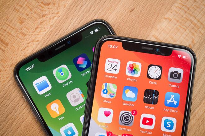 iPhone 12 đã hiện hình với thay đổi bất ngờ - 1