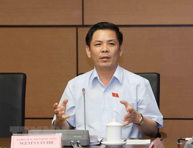 Nhà đầu tư trong nước tranh mua hồ sơ dự thầu cao tốc Bắc – Nam - 1