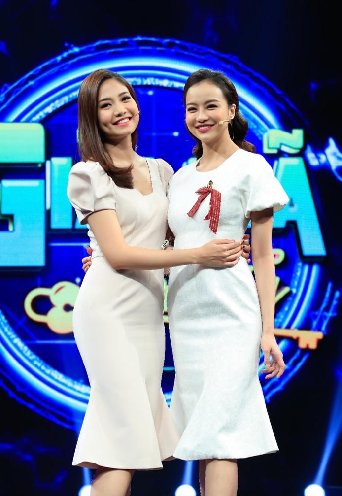 """Hoa hậu làm MC nhận nhiều tin nhắn """"gạ gẫm"""" từ đại gia là ai? - 1"""