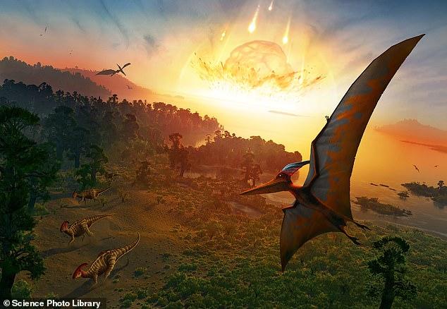 Thiên thạch quét sạch khủng long biến đại dương thành bể axít khổng lồ - 1