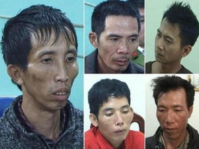 """Vụ sát hại, hiếp dâm nữ sinh giao gà: 2 sát thủ khai việc """"mờ ám"""" của vợ Vì Văn Toán"""