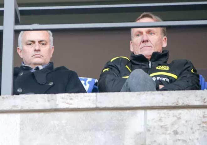 Tin HOT bóng đá tối 23/10: Bất ngờ tin đồn Mourinho về Dortmund - 1