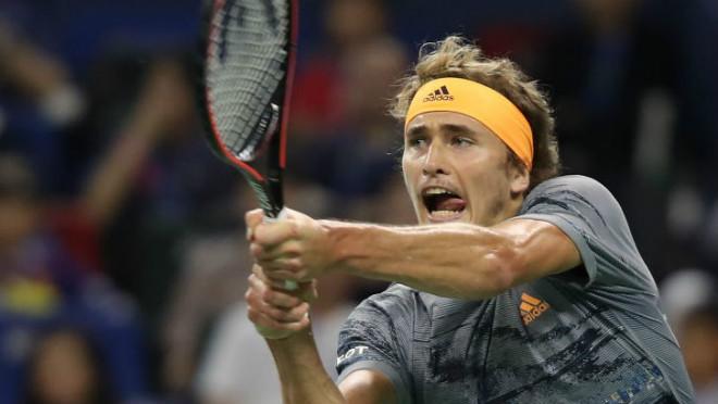 """Basel Open ngày 2: Zverev thua sốc, Tsitsipas đi tiếp nhờ """"đấu súng"""" - 1"""