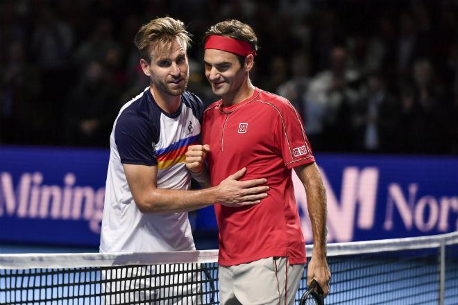 Federer cán mốc ấn tượng, Djokovic chốt lịch đấu Nadal giải mới cuối năm - 1