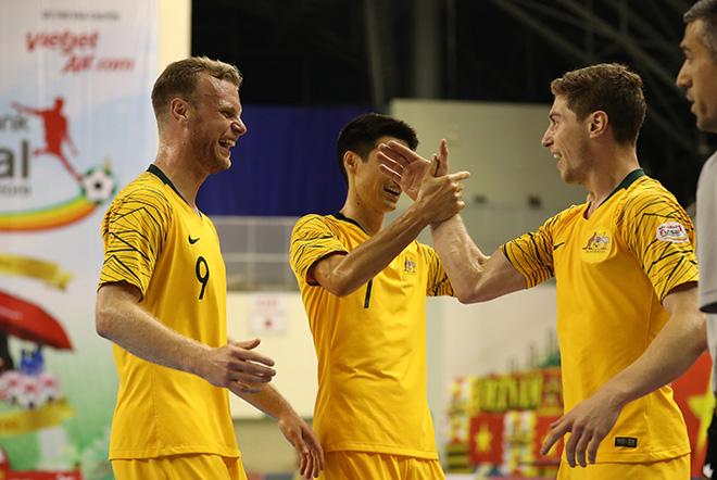 Giải futsal HDBank vô địch Đông Nam Á 2019: Malaysia bị loại - 1