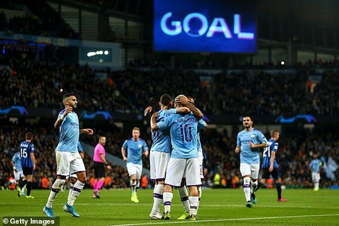 Bóng đá cúp C1, Man City - Atalanta: Cú sốc phạt đền, cái kết đau đớn - 1