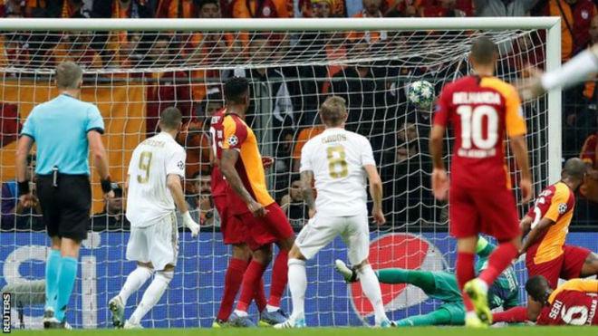 SAO Real tỏa sáng cúp C1, lập thành tích giống Ronaldo - Ibrahimovic - 1