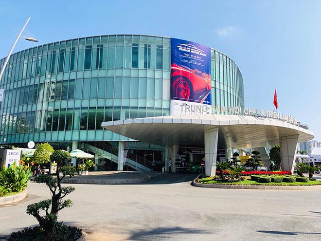 Triển lãm Ô tô Việt Nam 2019 chính thức khai mạc - 1