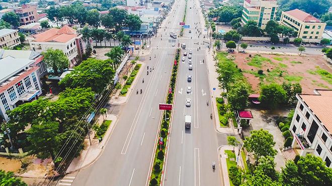 Bất động sản thành phố Đồng Xoài - Bình Phước 'cất cánh' nhờ hạ tầng và quy hoạch - 1