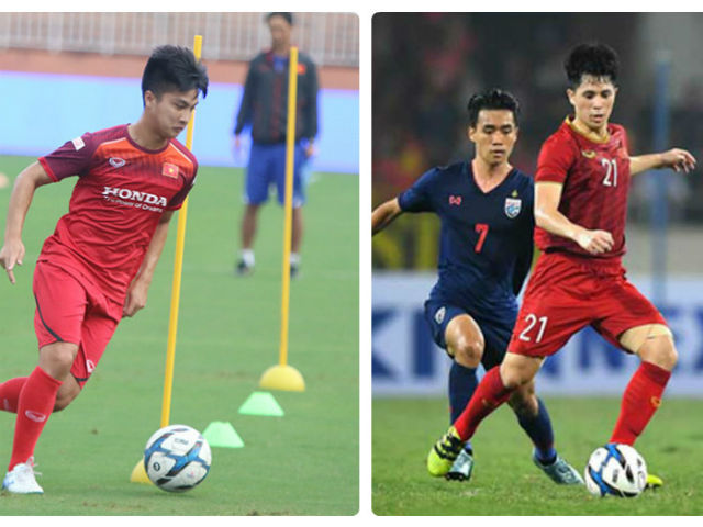 Danh sách U22 Việt Nam tranh vàng SEA Games: Đình Trọng tái xuất, Martin Lo góp mặt
