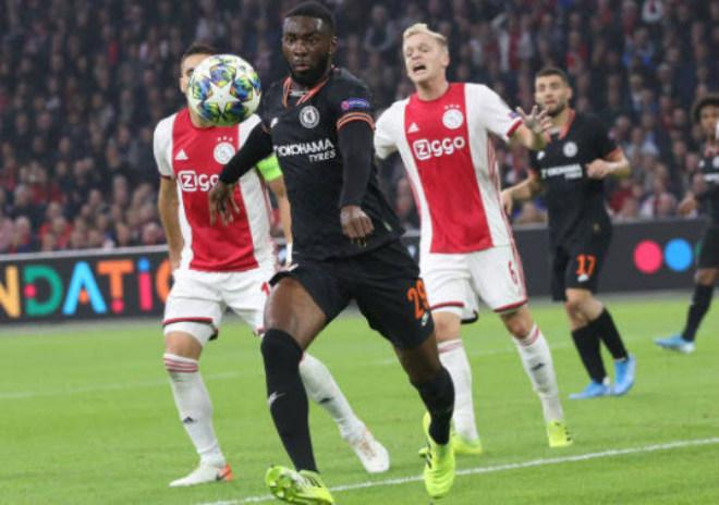 Bóng đá cúp C1, Ajax - Chelsea: VAR cứu giá & người hùng dự bị phút 86 - 1
