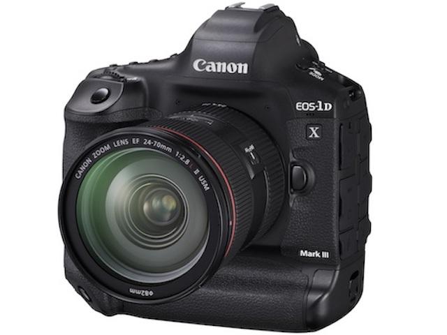 Canon tiết lộ nhiều tính năng đột phá trên máy ảnh EOS-1D X Mark III