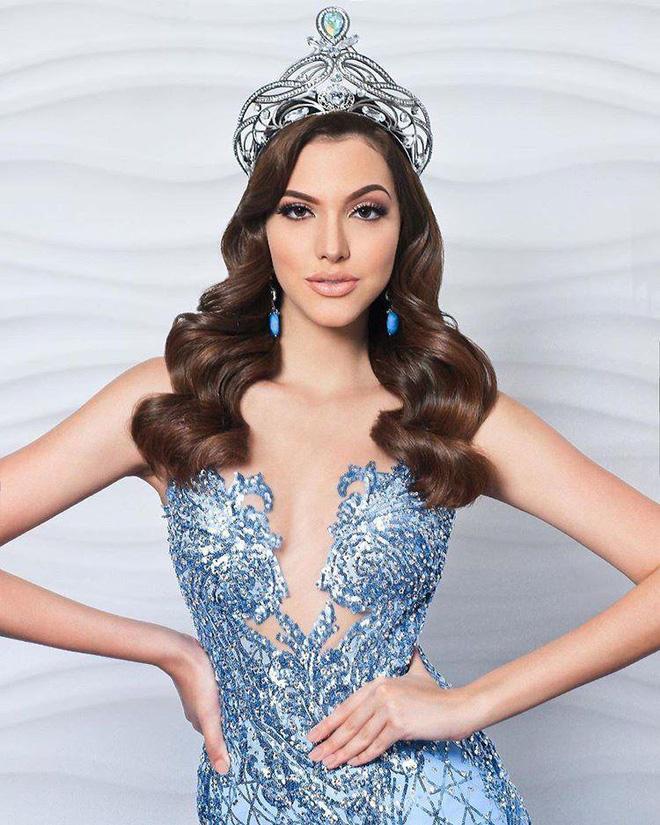 Nhan sắc Tân Hoa hậu Hòa bình Quốc tế 2019 - 1