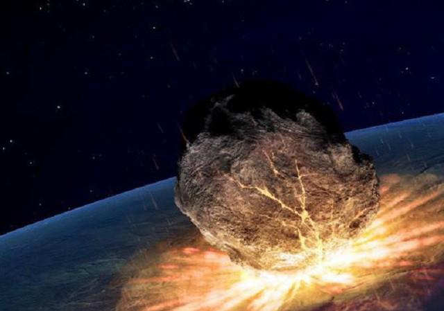 Thiên thạch đâm vào Trái Đất có thể biến đại dương thành biển axit - 1