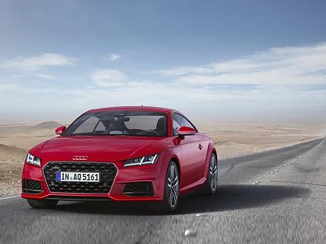 Audi sẽ khai tử TT và cho ra mắt một dòng SUV chạy điện hoàn toàn mới