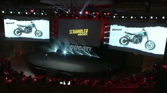 Desert X - Vũ khí bí mật của Ducati tại EICMA 2019 - 1