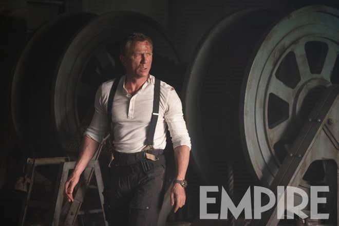 Điệp viên 007: Jame Bond tái xuất màn ảnh trong phần mới nhất - 1