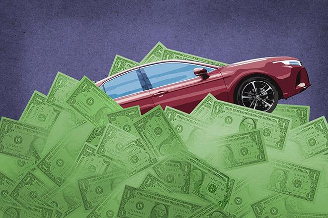 Có nên vay tiền mua xe trả góp? - 1