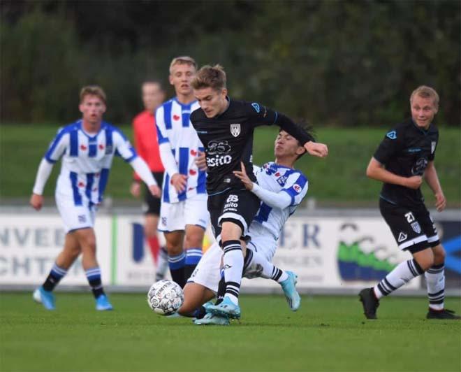 HLV Heerenveen chưa dám tin tưởng Văn Hậu: Còn một cơ hội cuối tuần này - 1