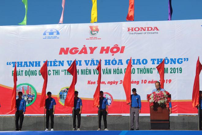 """Honda Việt Nam phát động Cuộc thi """"Thanh niên với văn hóa giao thông"""" năm 2019 - 1"""