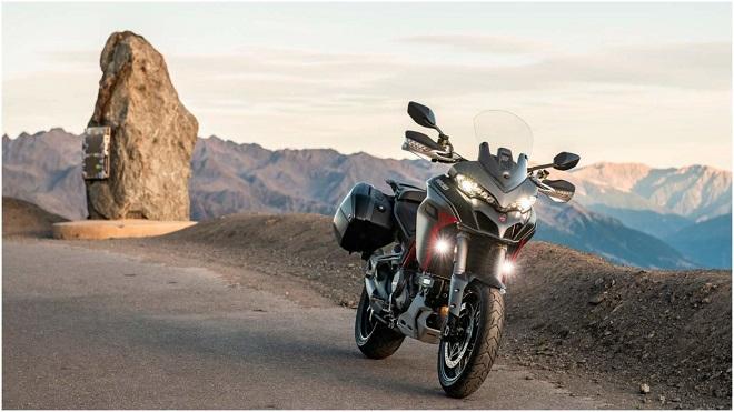 Ducati Multistrada 1260 S Grand Tour giá 580 triệu đồng - 1