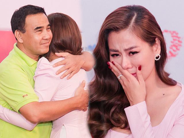 """Nam Thư khóc nấc tuyên bố rời """"Bạn muốn hẹn hò"""", MC Quyền Linh nói gì?"""