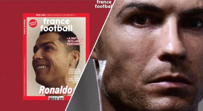 Đua Quả bóng vàng cực nóng: Ronaldo được ưu ái, điềm lành ẵm giải từ quá khứ - 1