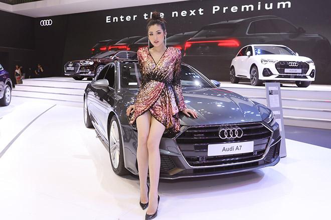 Đã có 108 khách đặt xe Audi tại triển lãm Ô tô Việt Nam 2019 - 1