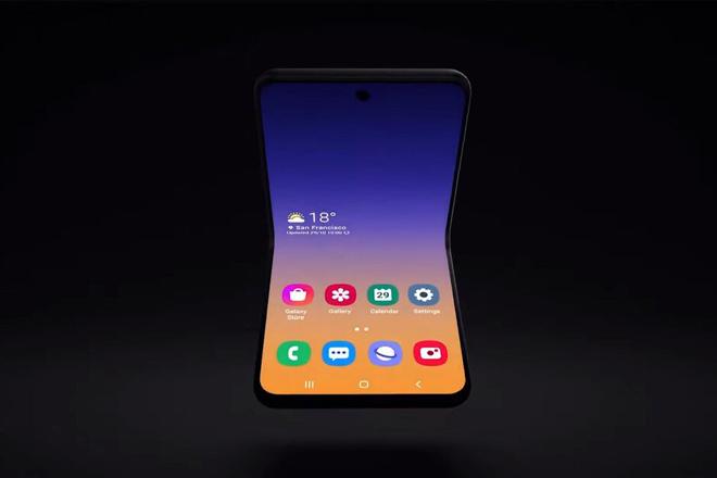 """HOT: Samsung xác nhận thiết kế """"siêu ngầu"""" của Galaxy Fold 2 - 1"""