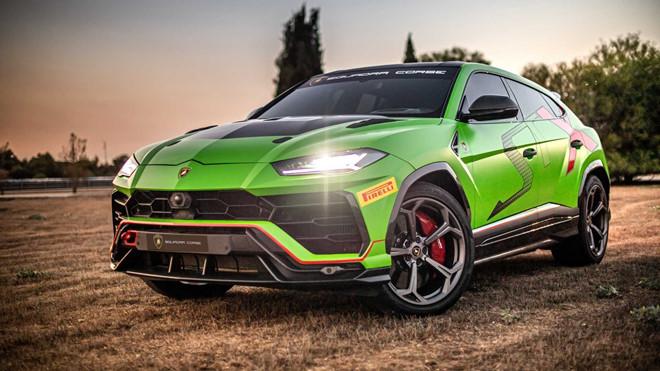 Siêu SUV Lamborghini Urus ST-X, chiếc SUV dành riêng cho đường đua - 1