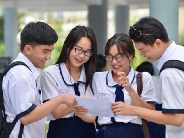 Thông tin mới nhất về tổ chức kỳ thi THPT quốc gia năm 2020