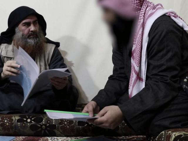 Vỏ bọc không ngờ cùa trùm khủng bố IS Abu Bakr al-Baghdadi