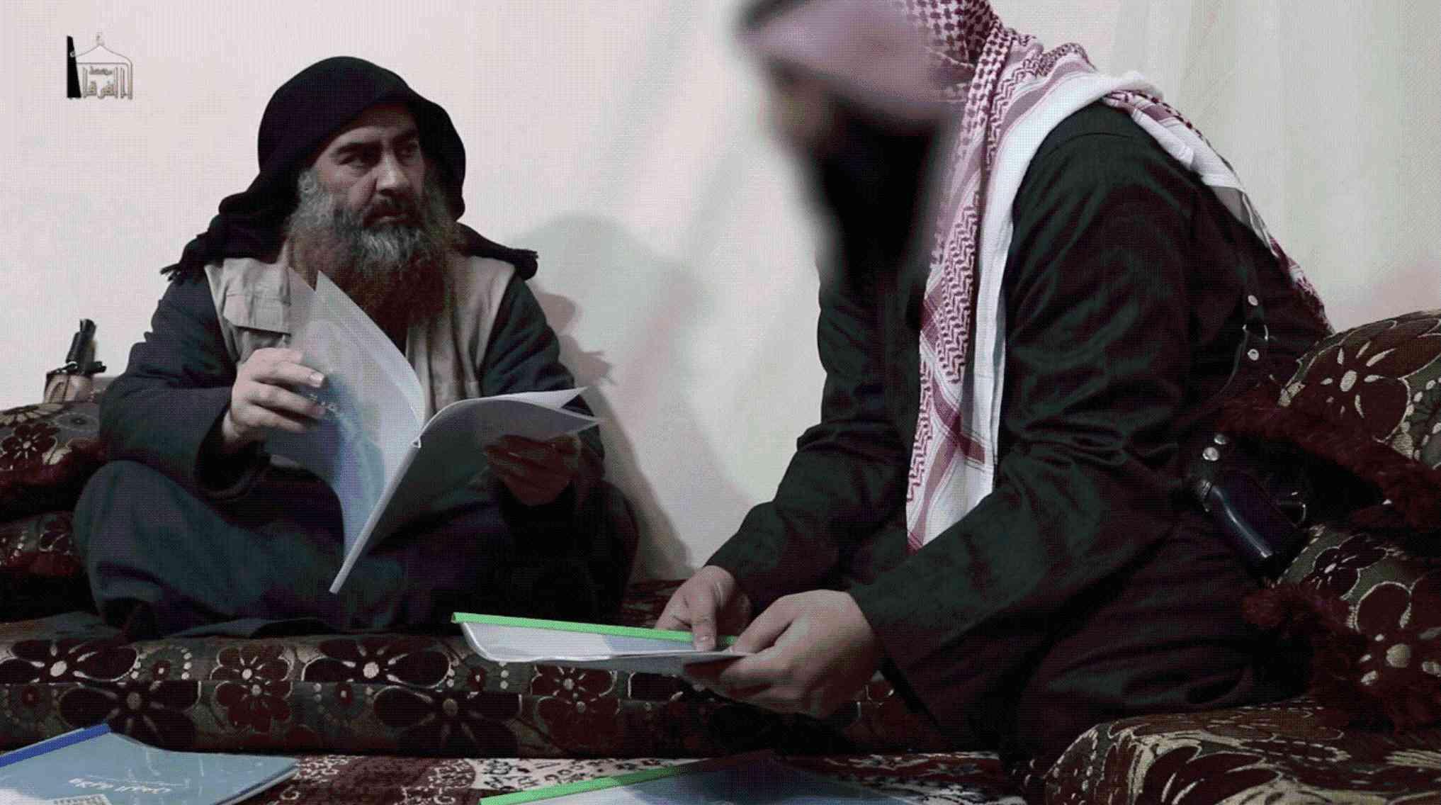 Vỏ bọc không ngờ cùa trùm khủng bố IS Abu Bakr al-Baghdadi - 1