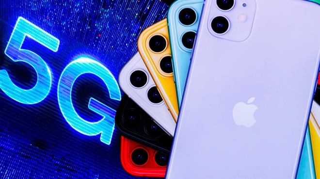 """iPhone 5G sẽ lại """"vô đối"""" với chip công nghệ 5nm - 1"""