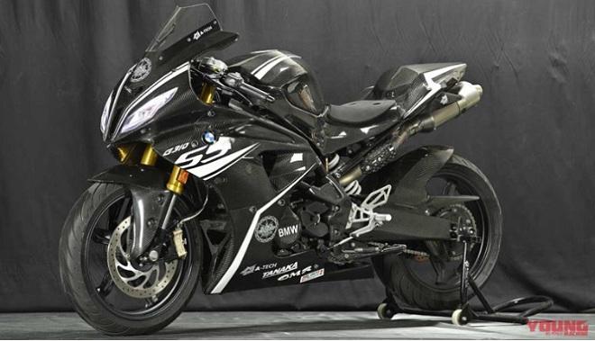 Sportbike cỡ nhỏ BMW G310RR sắp ra mắt, phù hợp cho dân tập chơi - 1