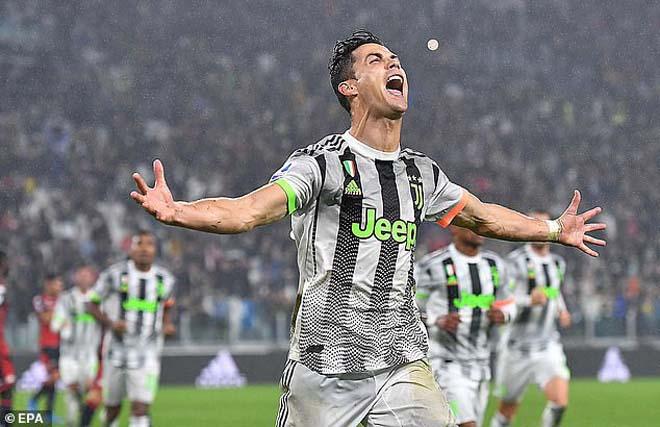 Ronaldo hóa người hùng is like Juventus: Bị tố ăn vạ ki 11m, CR7 nói gì? - one