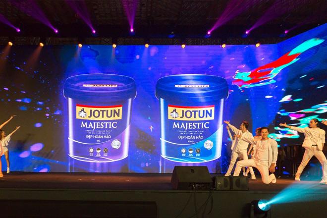 Dòng sơn nội thất mới của Jotun tô điểm không gian sống - 1