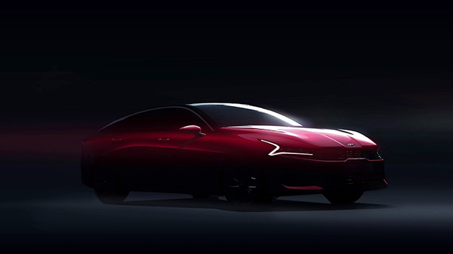 Kia Optima hoàn toàn mới sẽ chính thức ra mắt vào tháng 12 tới đây - 1