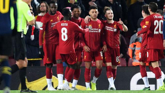 Liverpool - Arsenal rượt đuổi 10 bàn, vẫn chưa phải kỷ lục kinh hoàng nhất - 1