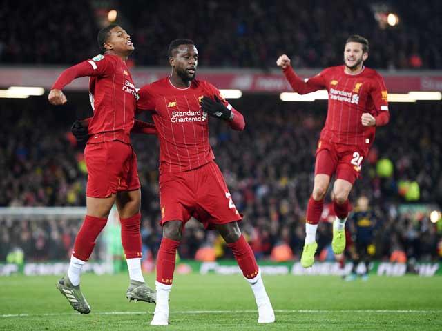 """Liverpool đá """"trận cầu điên"""" 10 bàn với Arsenal: """"Vua luân lưu"""" cán nhiều mốc vui buồn - 1"""