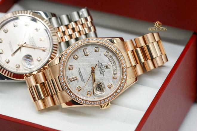 Top 5 thương hiệu đồng hồ nổi tiếng thế giới có mặt tại Boss Luxury - 1