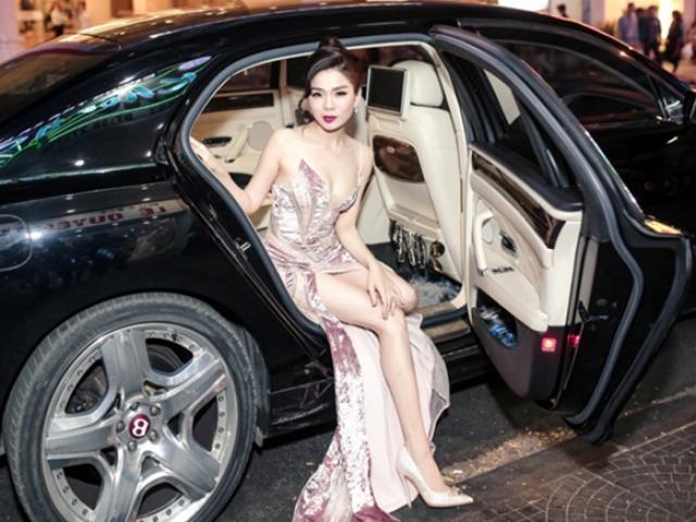 """""""Nữ hoàng Bolero đi siêu xe 20 tỷ"""" lấy ông bầu phòng trà lớn nhất Sài thành giàu cỡ nào?"""