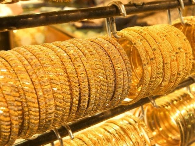 Giá vàng hôm nay 1/11: Vàng lại tăng một mạch lên đỉnh